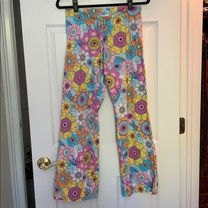 Other - Flowered pajama pants